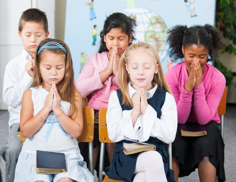 Two million UK schoolchildren recite the Penitential prayers, admitting trumped-up guilt