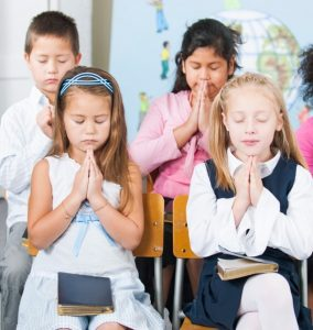 60% of primary schools join in Collective Worship.